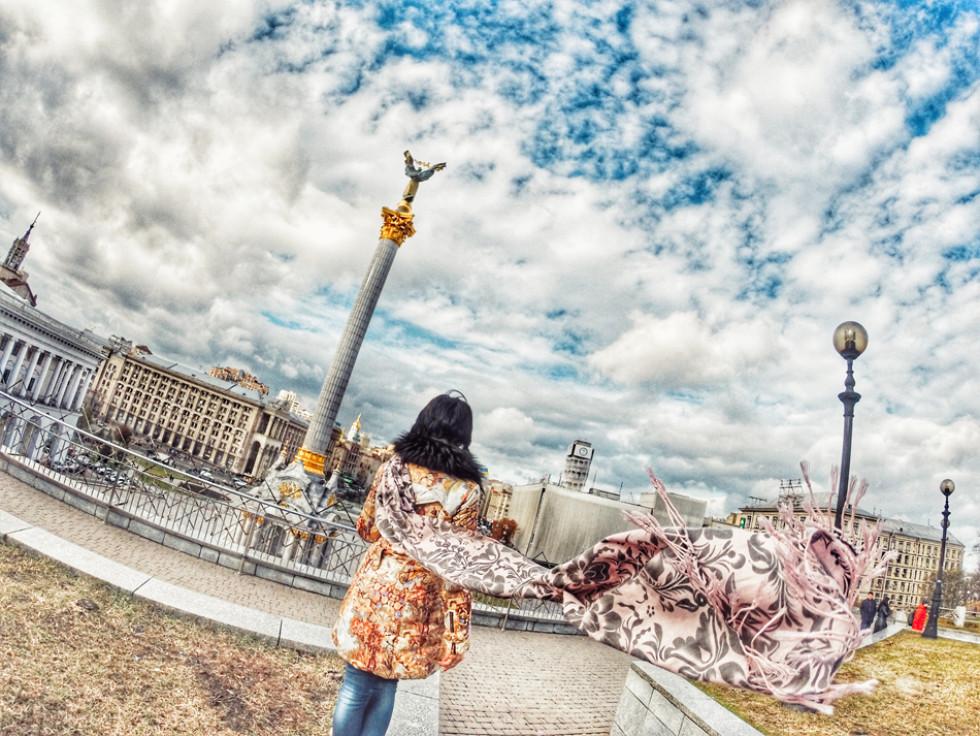 Independence Square (Kyiv, Ukraine)