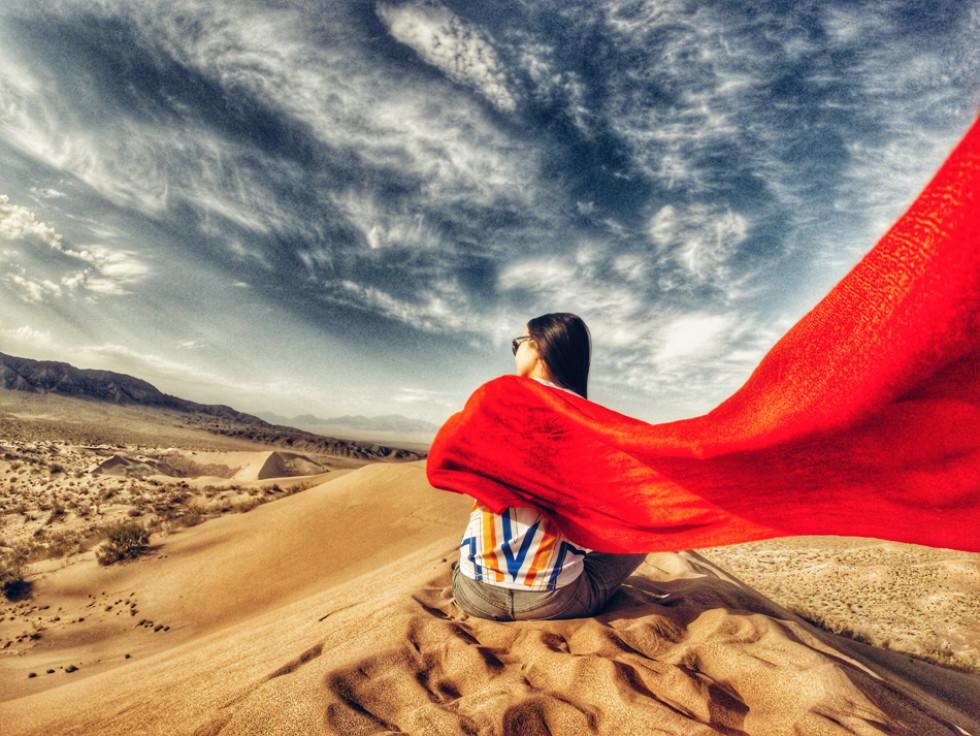 Singing Dunes (Kazakhstan)