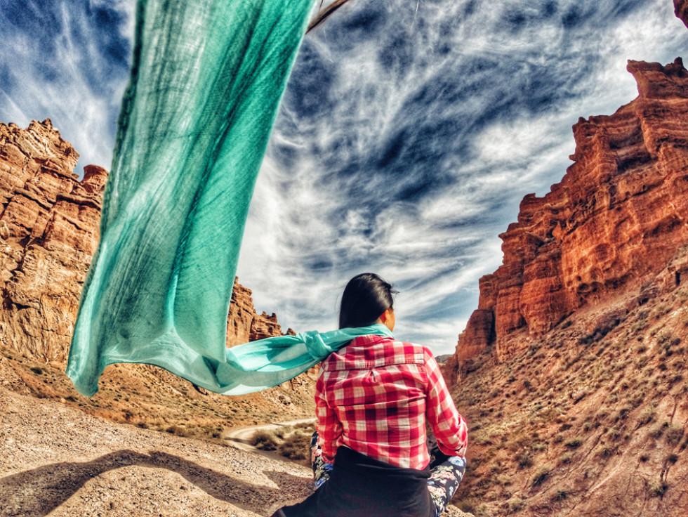 Charyn Canyon (Kazakhstan)