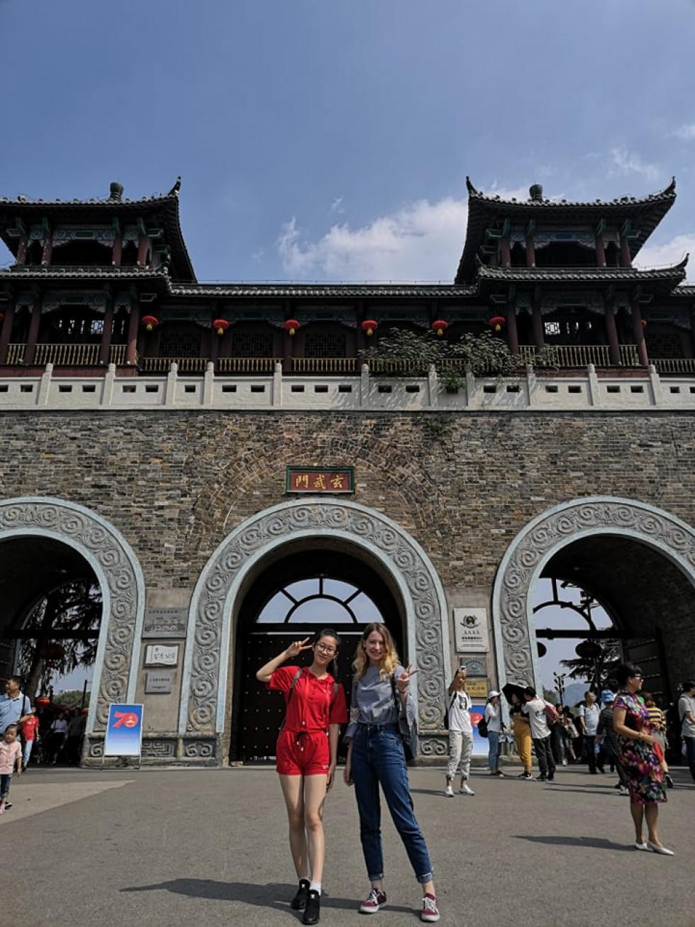 волинянка розповіла про навчання у кращому університеті Китаю