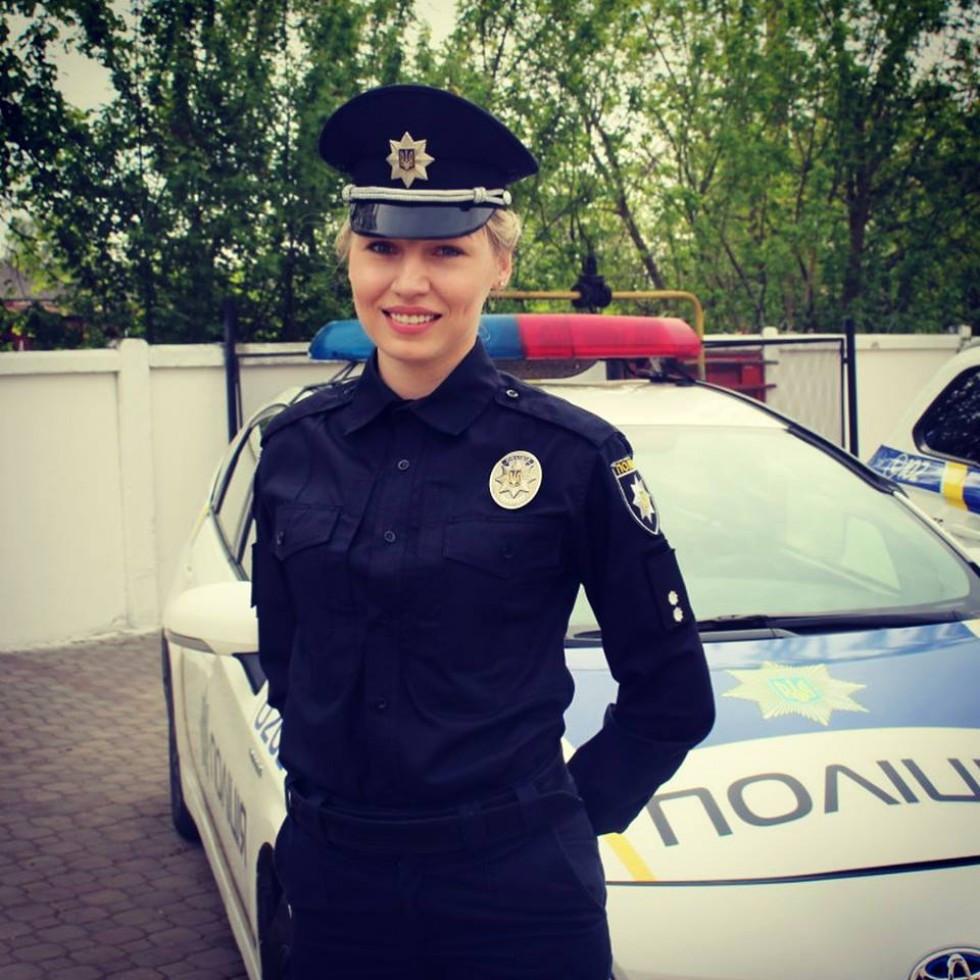 Поліцейська Юлія