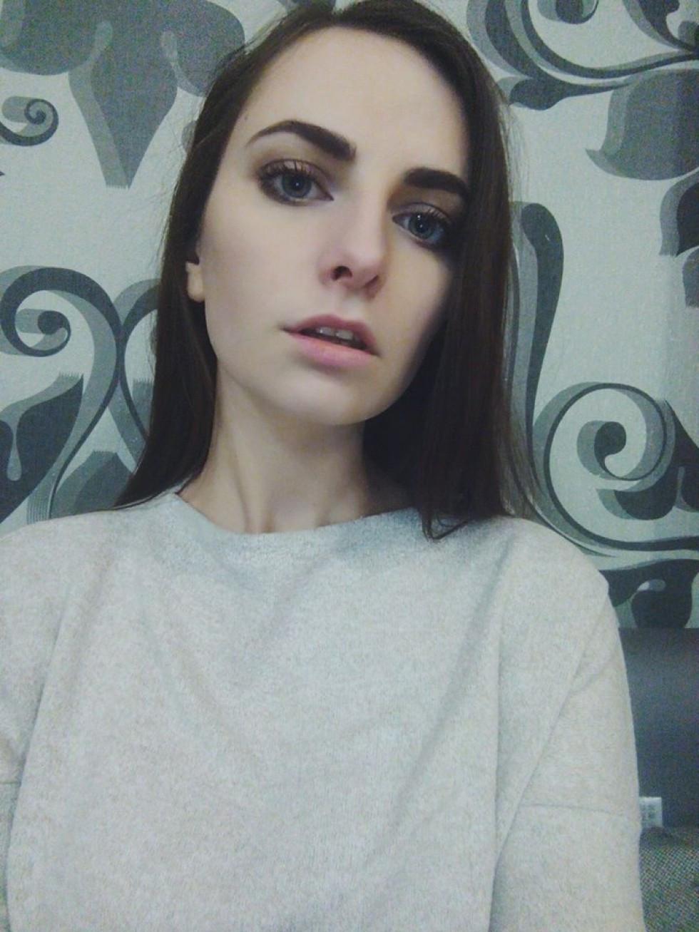 Журналістка Іванна