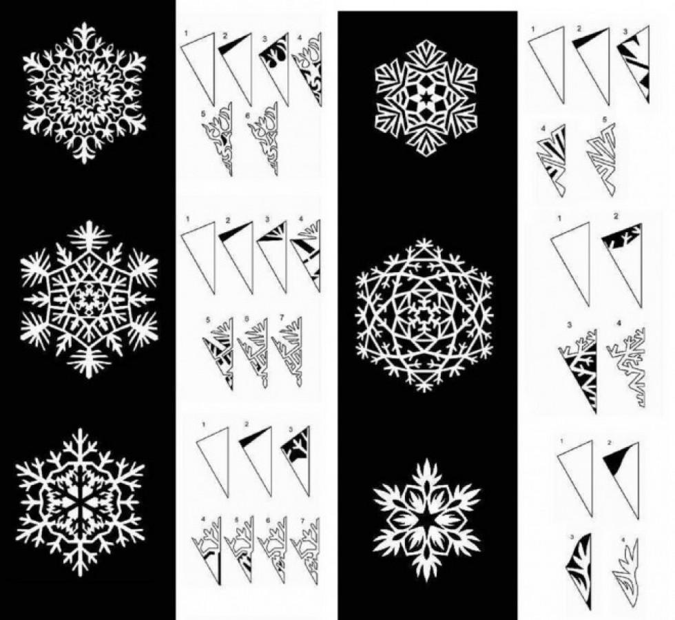 28 днів до свята: декоруємо оселю оригінальними сніжинками