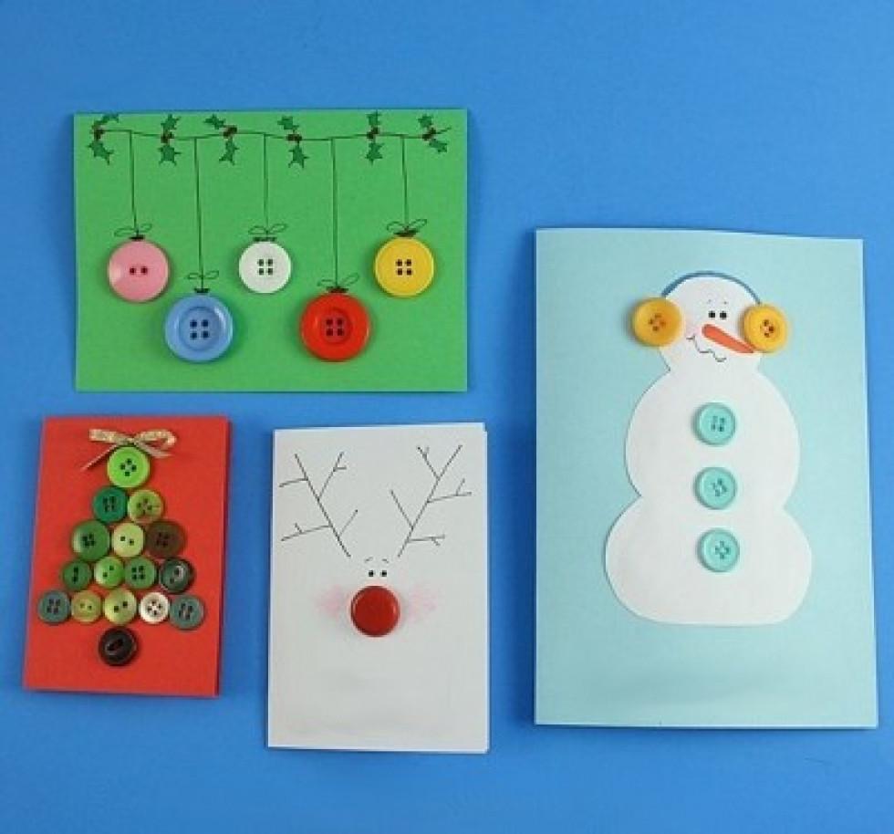 26 днів до свята: створюємо оригінальні новорічні листівки