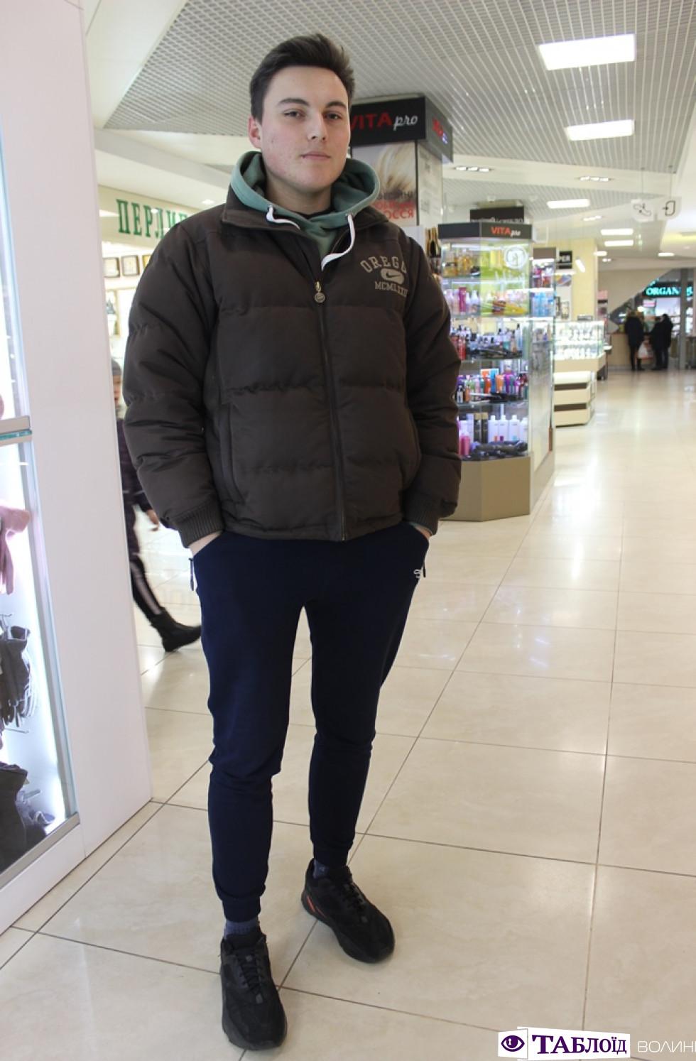 Спортивний Андрій