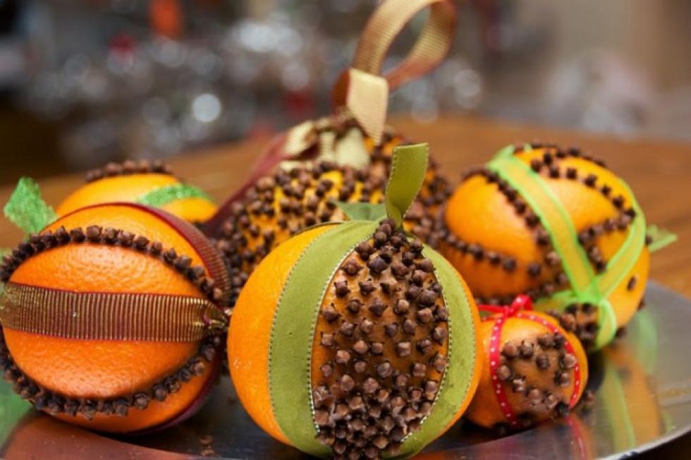 22 дні до свята: створюємо прикрасу, що пахне Новим роком