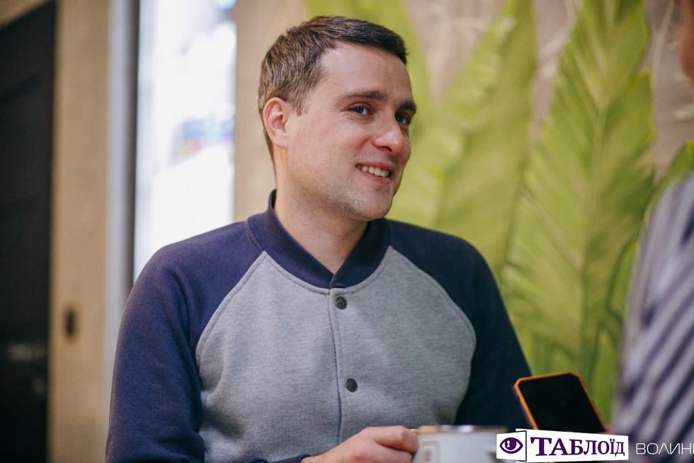 (Не)чиновник: Олександр Котис про нову посаду, історію Луцька та худих дівчат