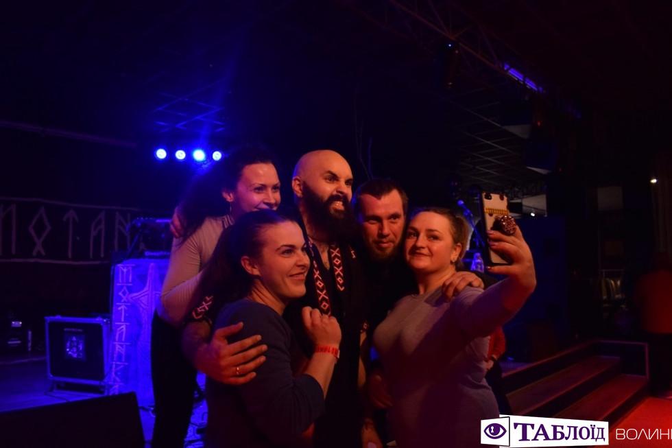 Концерт MOTANKA у Луцьку