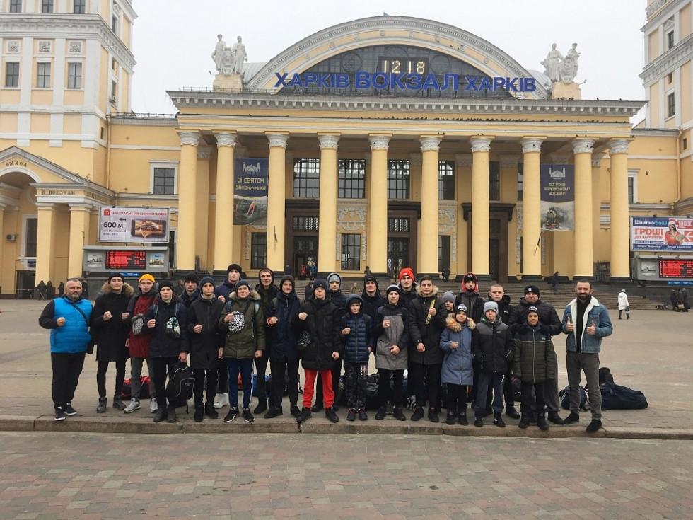 Лучани на Чемпіонаті світу з козацького двобою