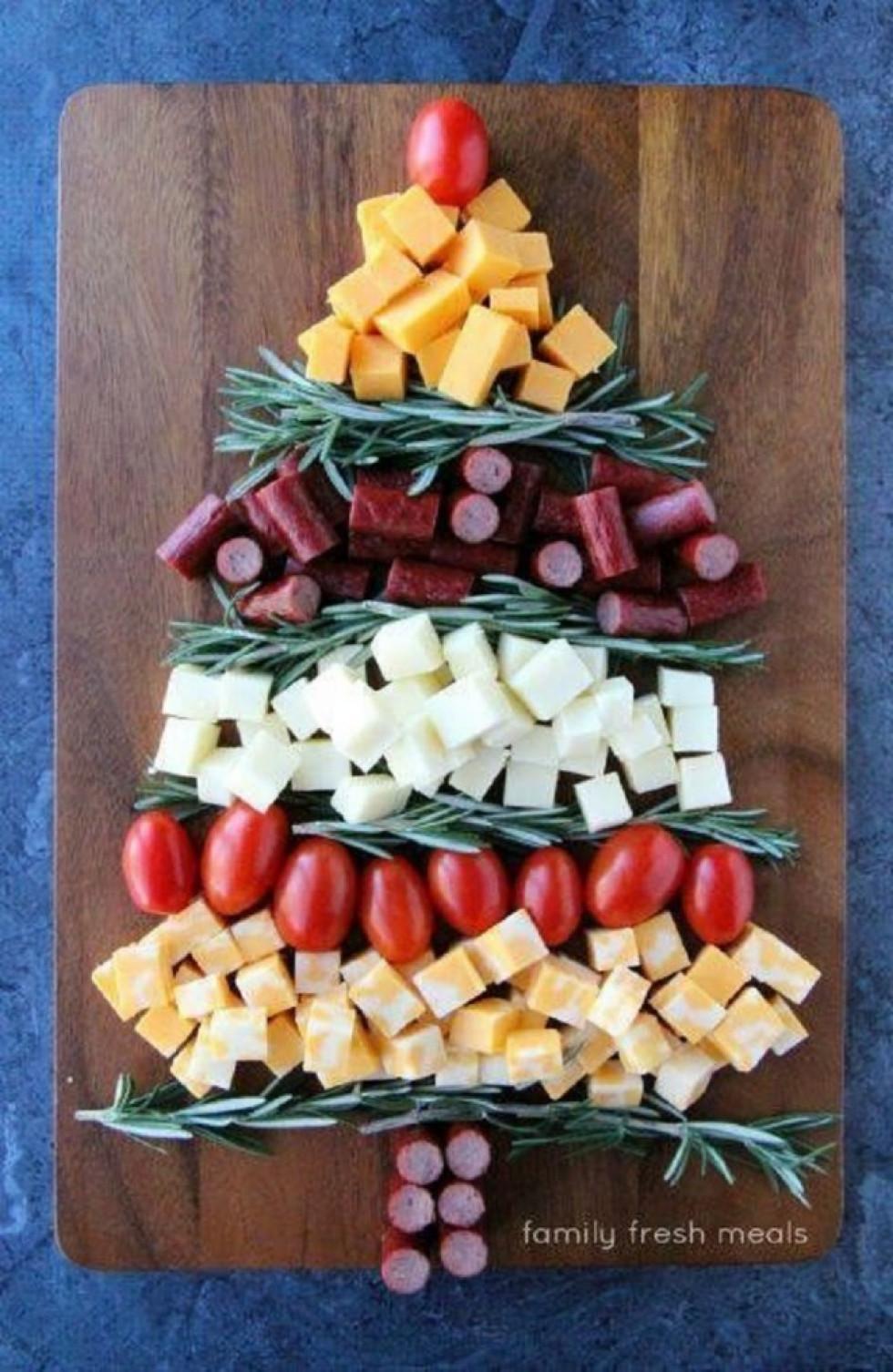 20 днів до свята: ідеї для «смачних» ялинок