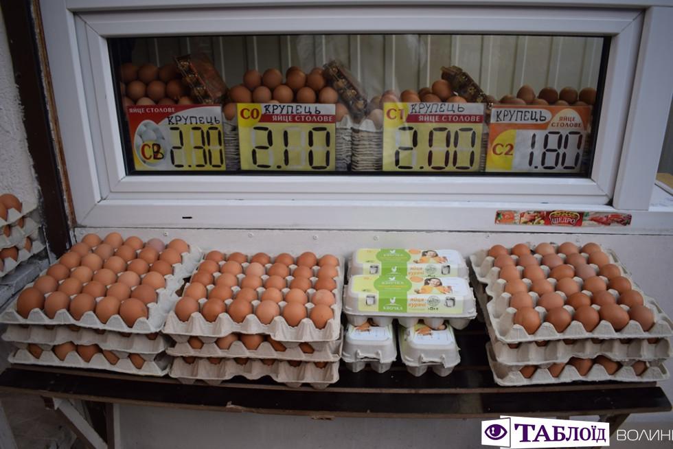 Середня ціна - 2 гривні