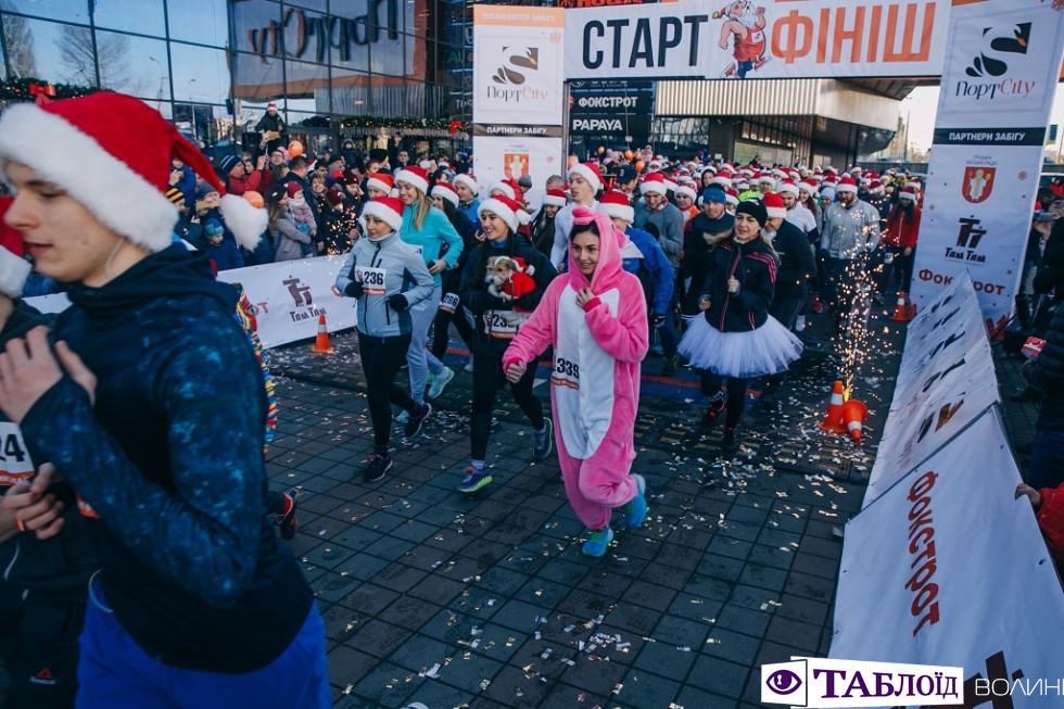 Красуні та красені дня: лучани, які прийшли на Забіг Миколаїв