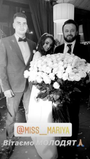 Донька Кузьми Скрябіна вийшла заміж: перші фото і відео з весілля