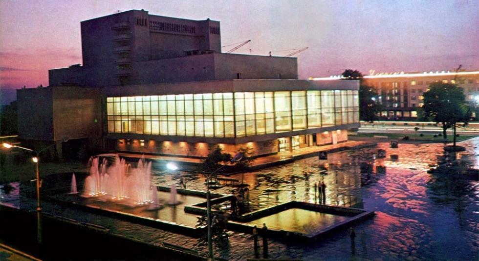 Романтика минулого: атмосферний Луцьк 70-х
