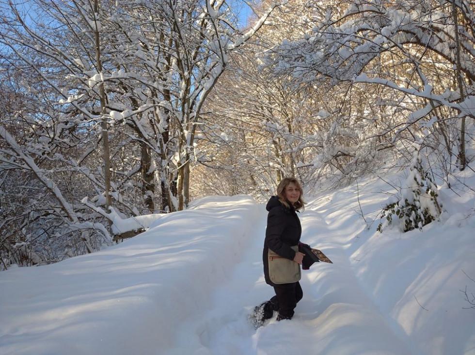 Гори, сніг та казка: як святкували Новий рік учасники луцького турклубу