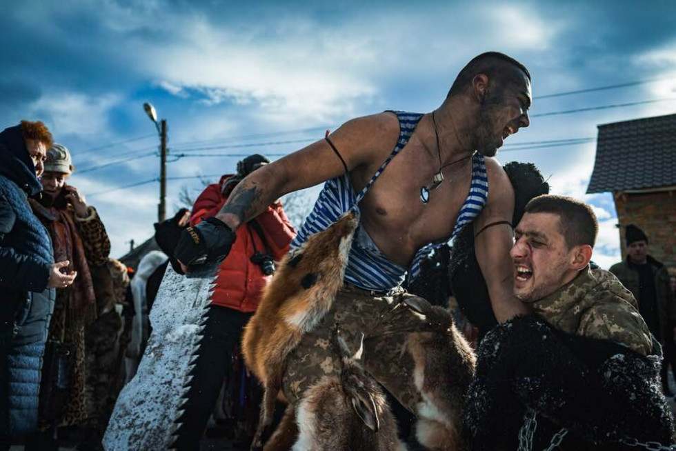 Режисер Олесь Санін показав божевільну українську Маланку