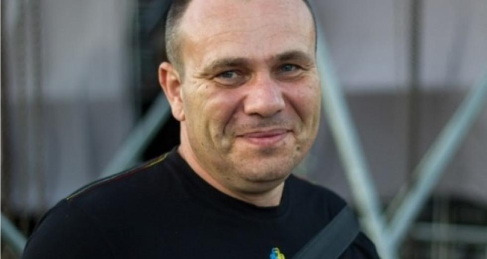 Адвокат і волонтер  Василь Нагорний