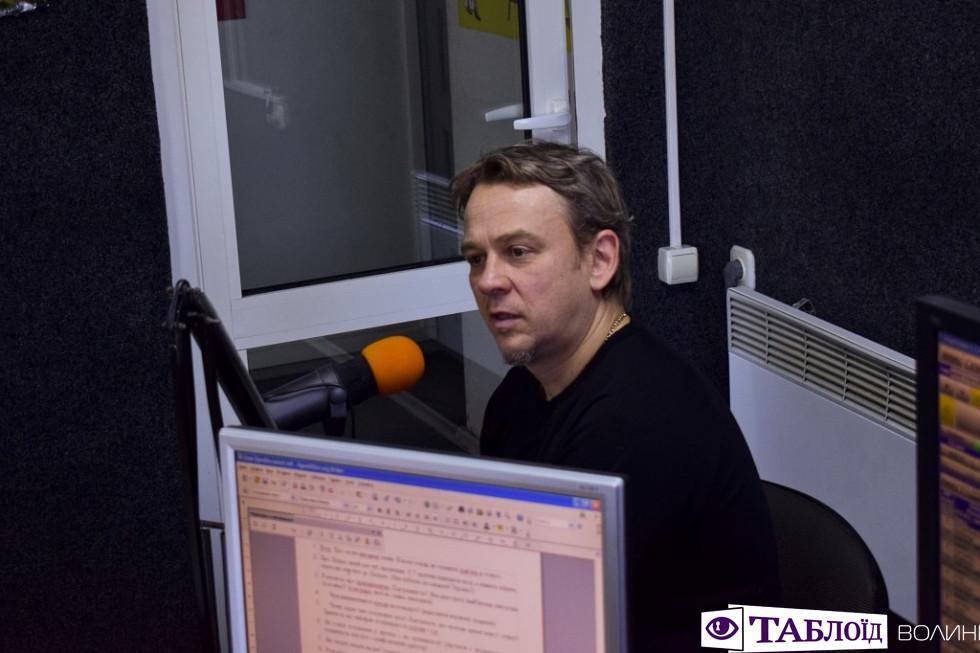 Інтерв'ю з Олександром Сидоренко