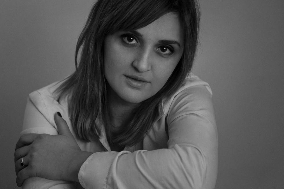 Ірину Мельник, арт-директорка бренду білизни Jasmine