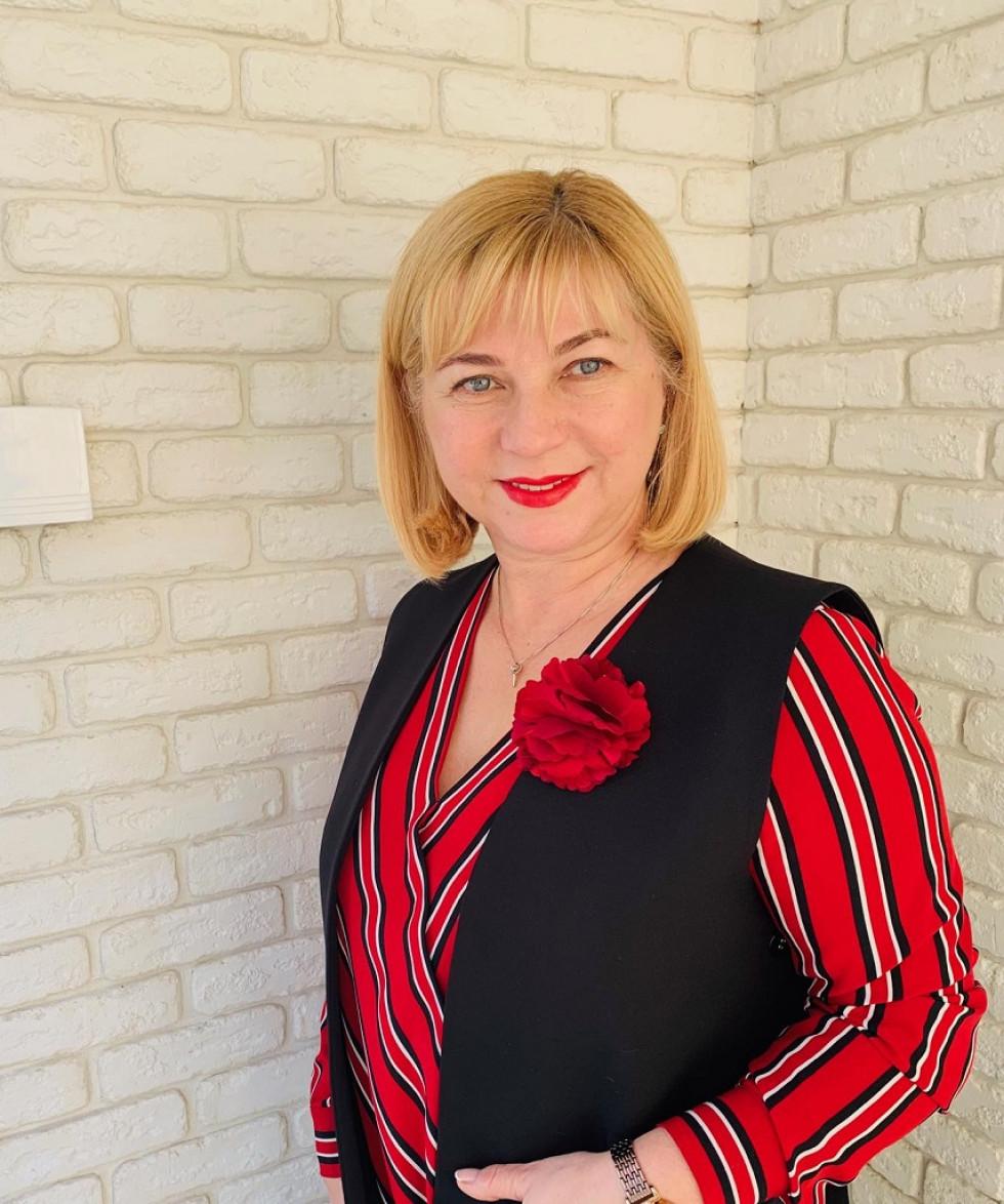 Леся Карпюк