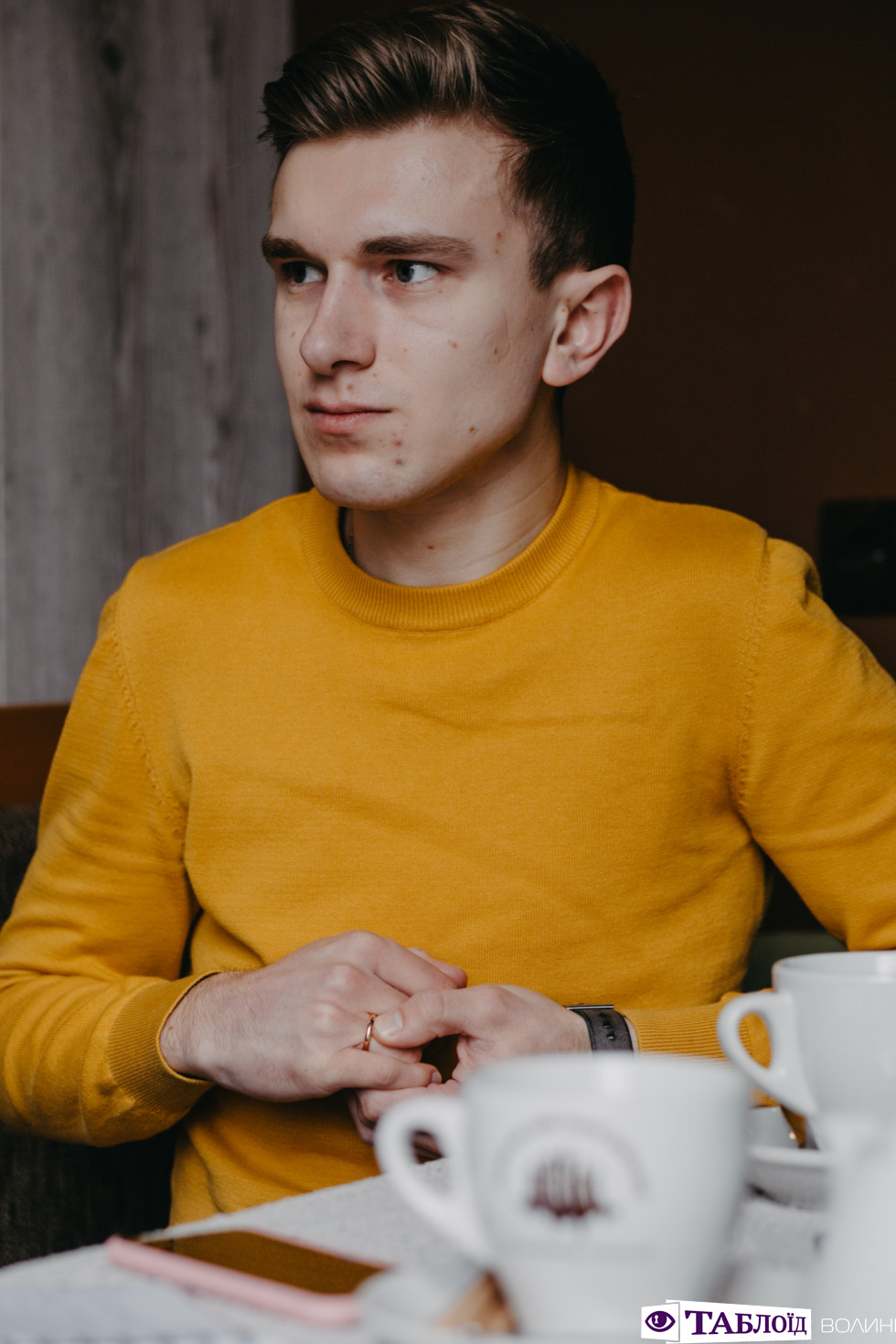 «Луцьк для мене замаленький», – телеведучий Богдан Коваль