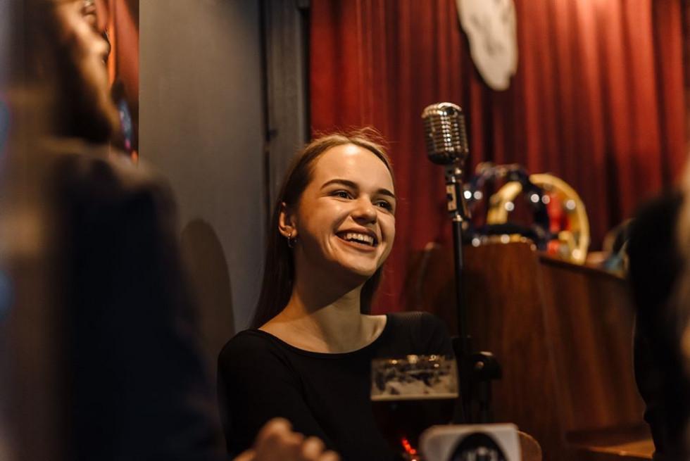 Відкритий мікрофон у «Цитрі»