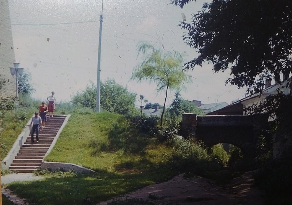 Атмосфера минулого: радянський Луцьк на кольорових світлинах