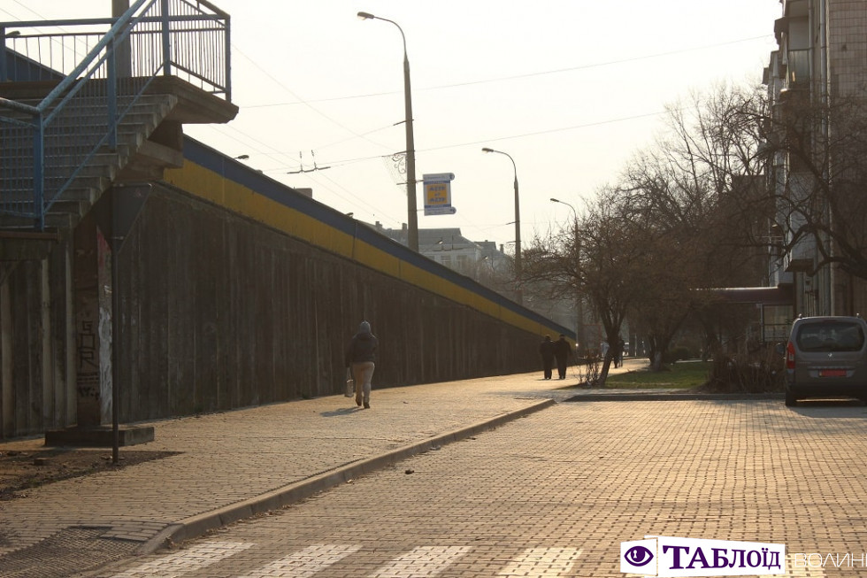 Привокзальний на карантині: весняна безтурботність одного з районів Луцька