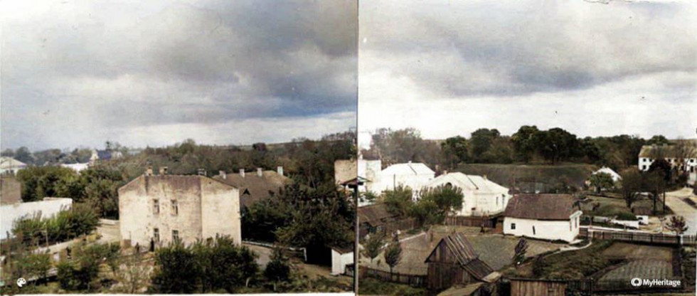 Затишне ретро: кольорові фото волинського міста минулого століття