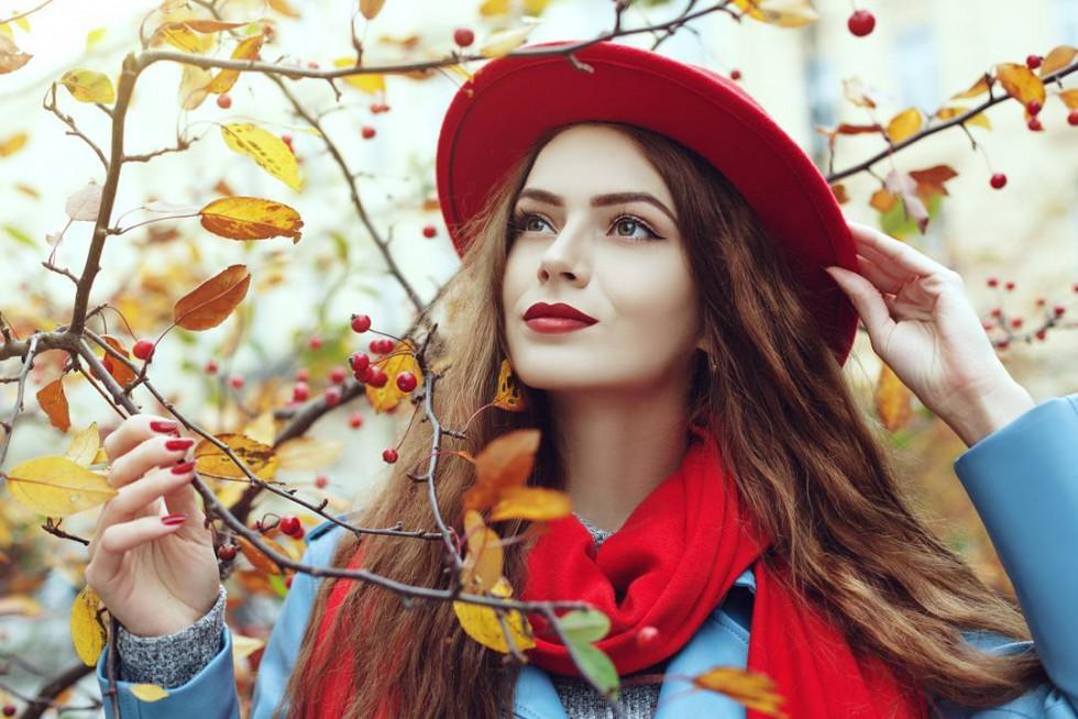 Красуня дня: жіночна Ірина