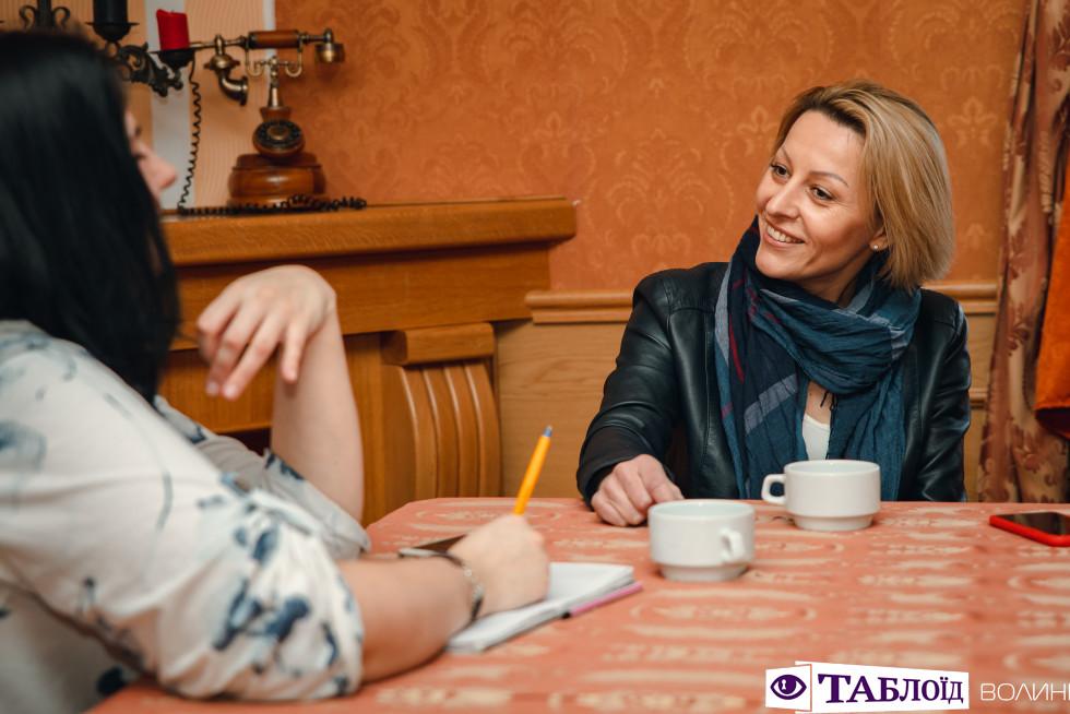 Заступниця голови Волинської ОДА Тетяна Щербак: «Сім'я – єдине, що може тримати нас на цій землі»