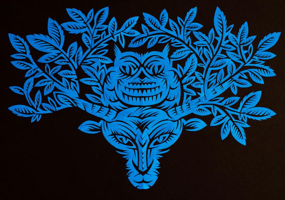 Професія крізь об'єктив: паперова графіка волинянки Ірини Корчук
