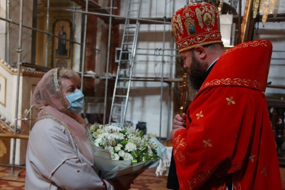 Як Митрополит Луцький і Волинський Михаїл відсвяткував день народження. ФОТО