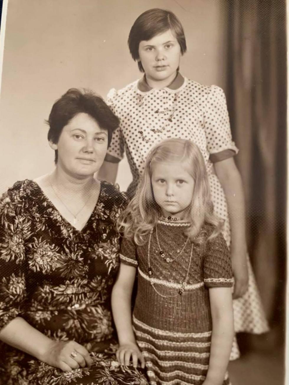 За що дякують своїм мамам відомі волиняни. Катерина Дулапчій