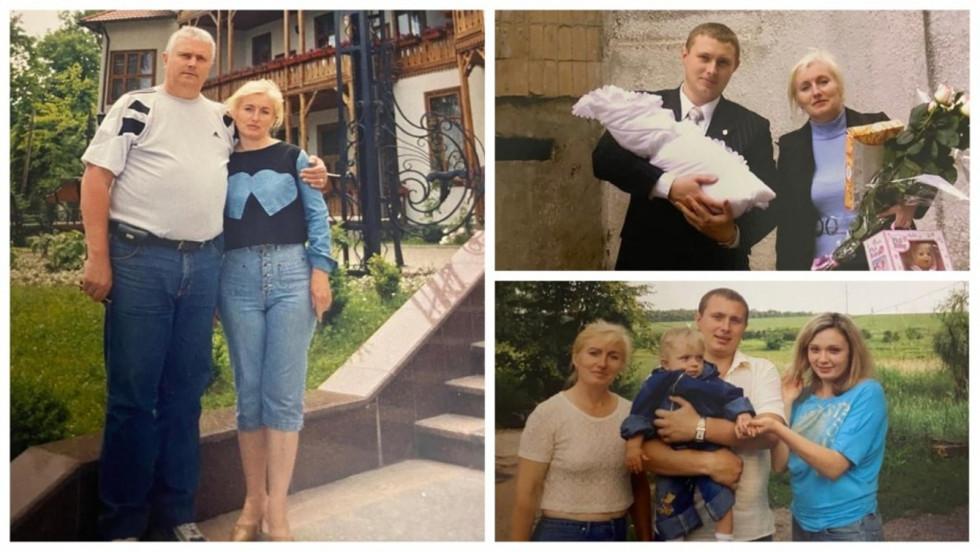 За що дякують своїм мамам відомі волиняни. Юрій Погуляйко