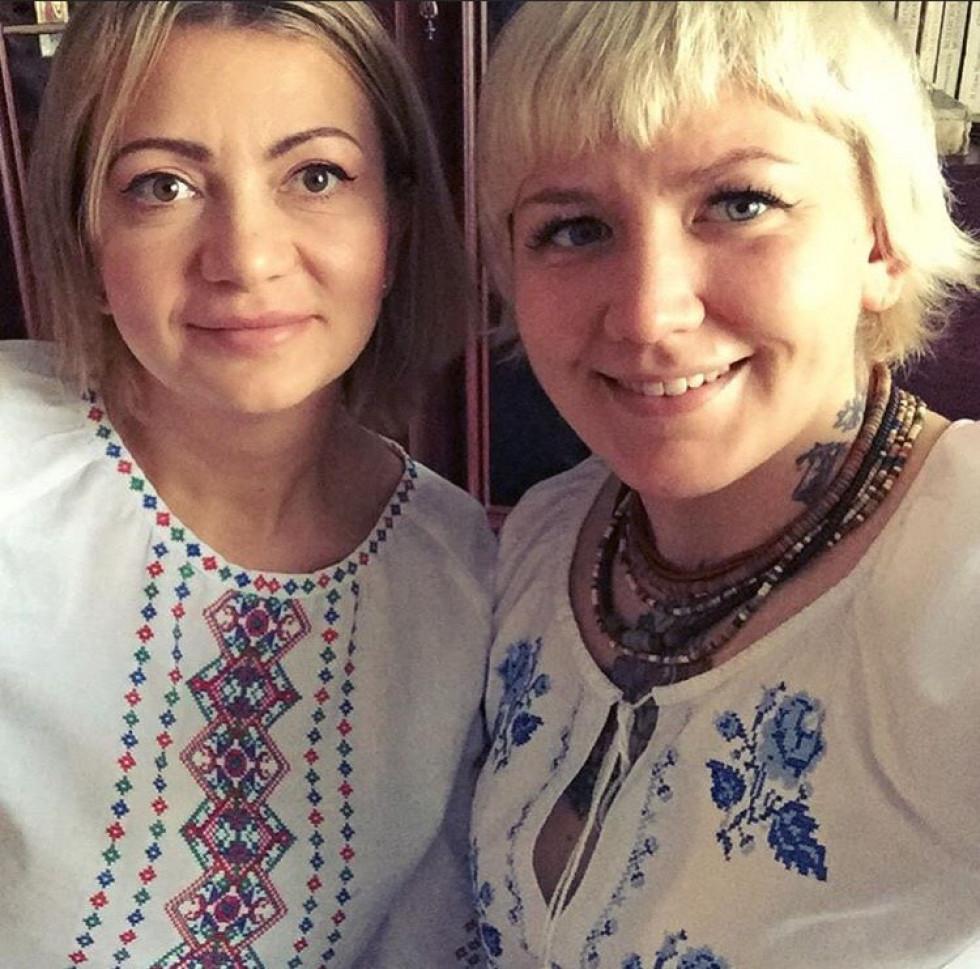 Фото з інстаграм-сторінки Вікторії Казакової
