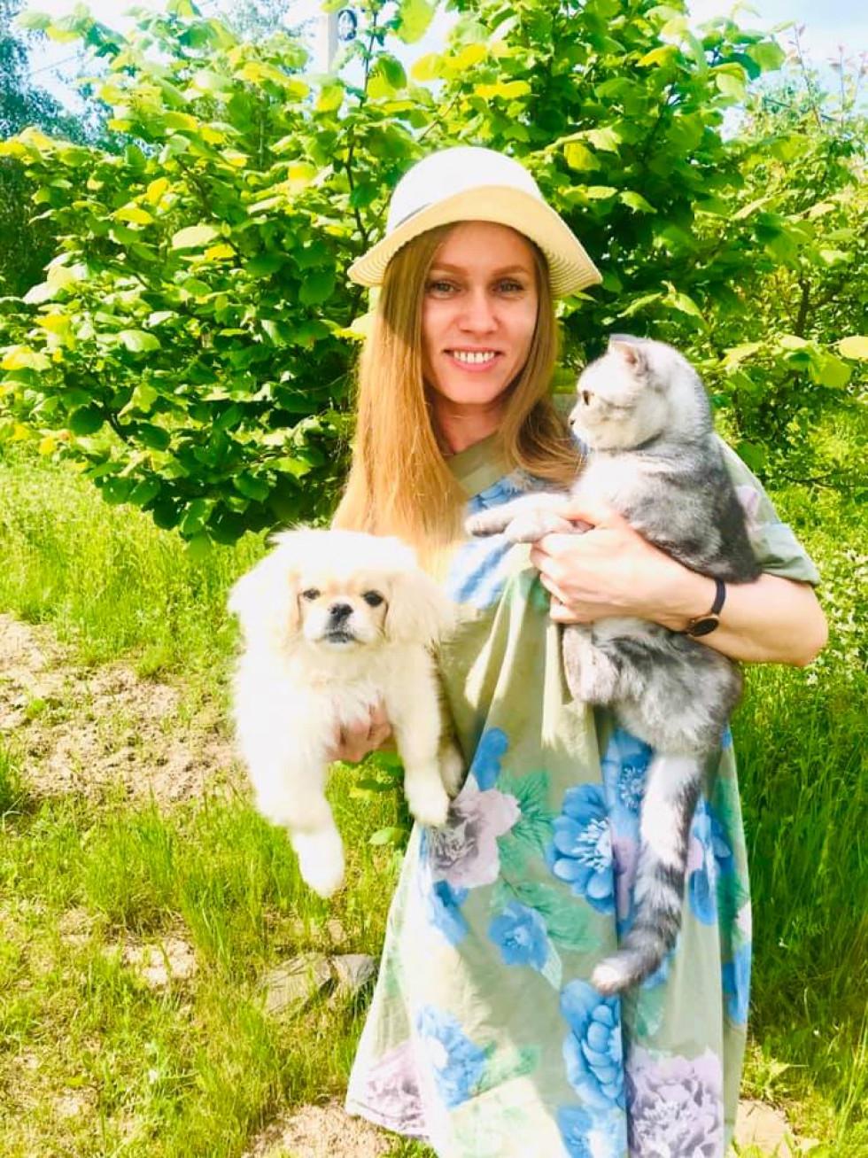 Коти VS собаки: луцька тренерка розповіла про відмінності між улюбленцями