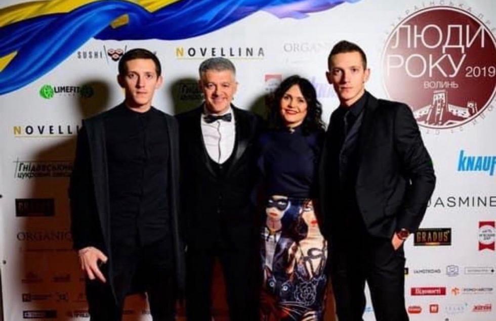 Фото з інстаграм-сторінки Сергія Скулинця