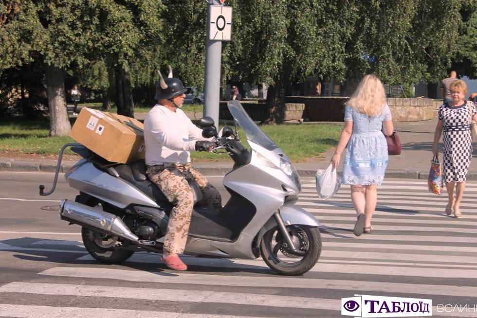 Липневі вихідні у Луцьку: фоторепортаж із прогулянки містом