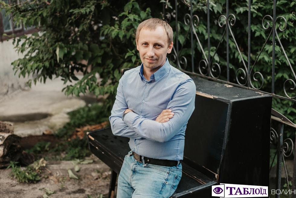 Андрій Мілінчук: «Якщо віриш в успіх справи, то все вийде як треба»