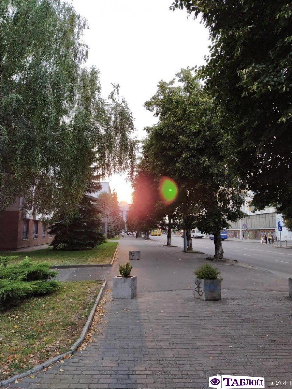 Листівки з Луцька: яким було місто у серпні. ФОТОПРОЄКТ