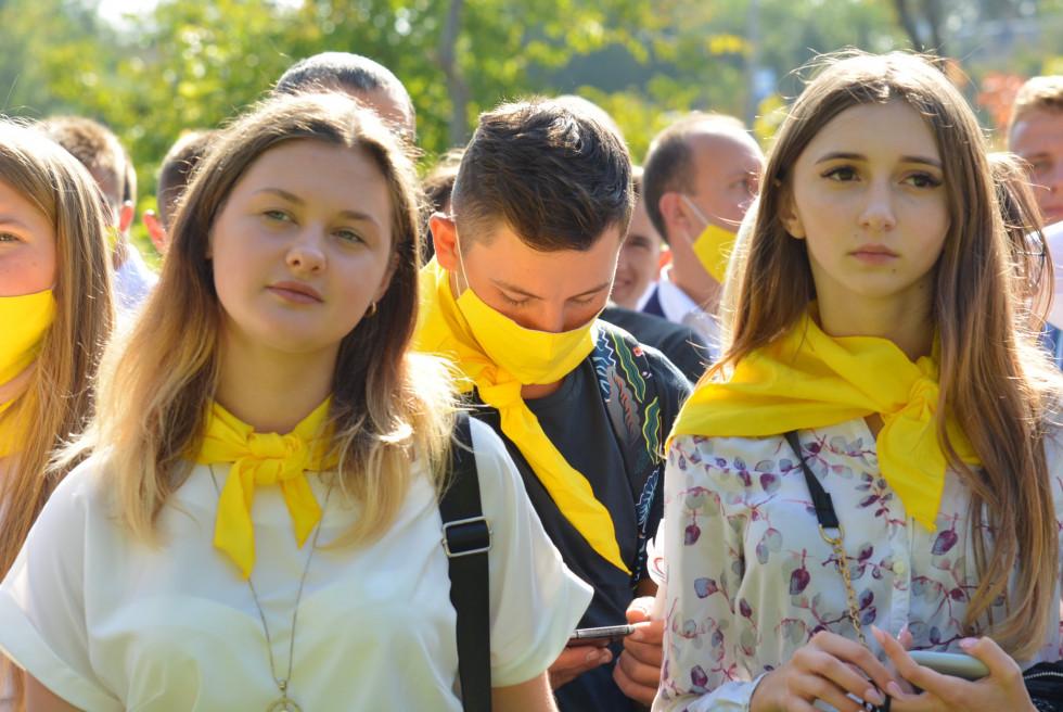 День першокурсника в Луцькому НТУ
