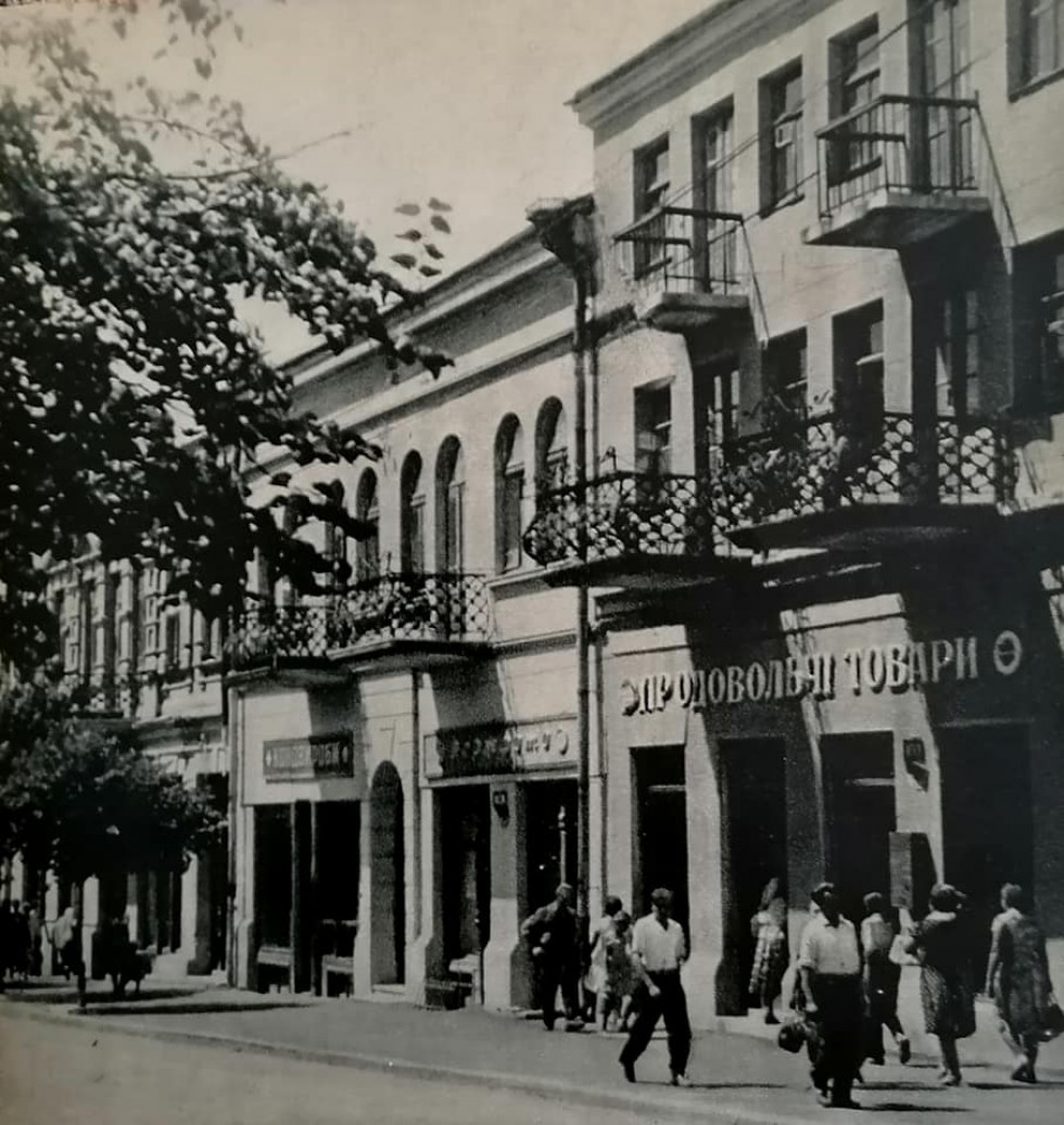 Луцьк 1964 року