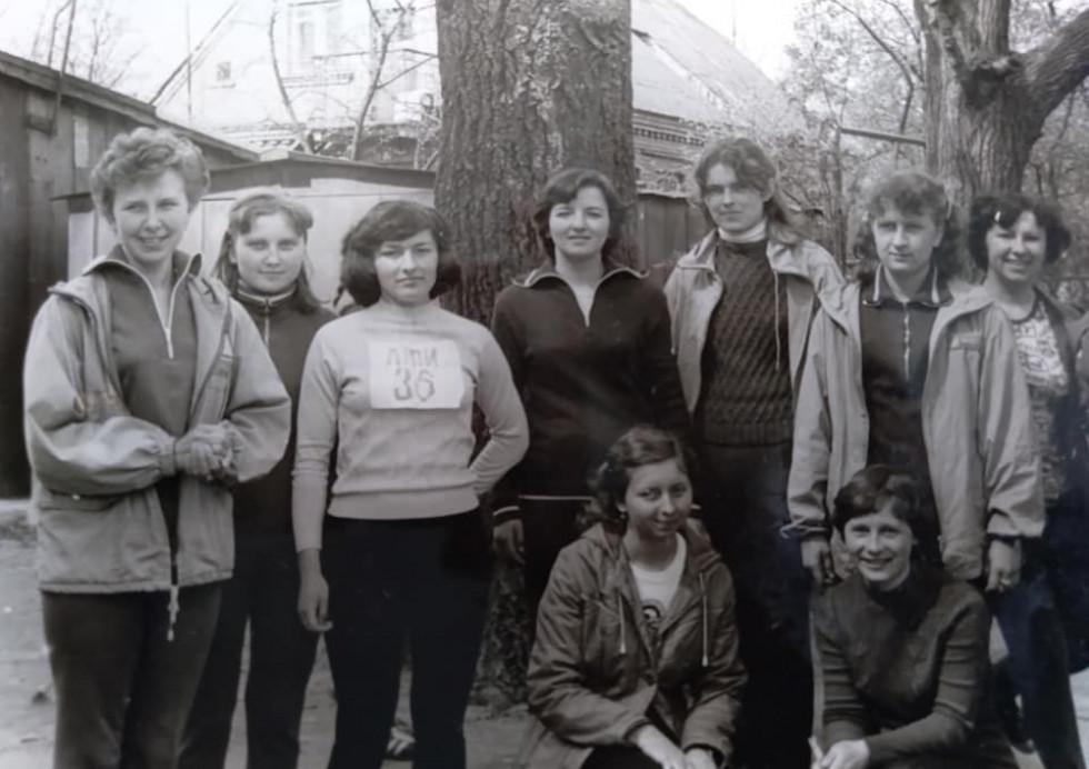 Ностальгія: луцьке студентство 80-х