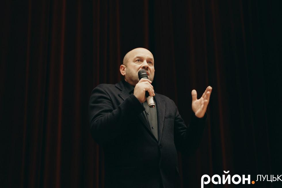 Олег Рабочаускас