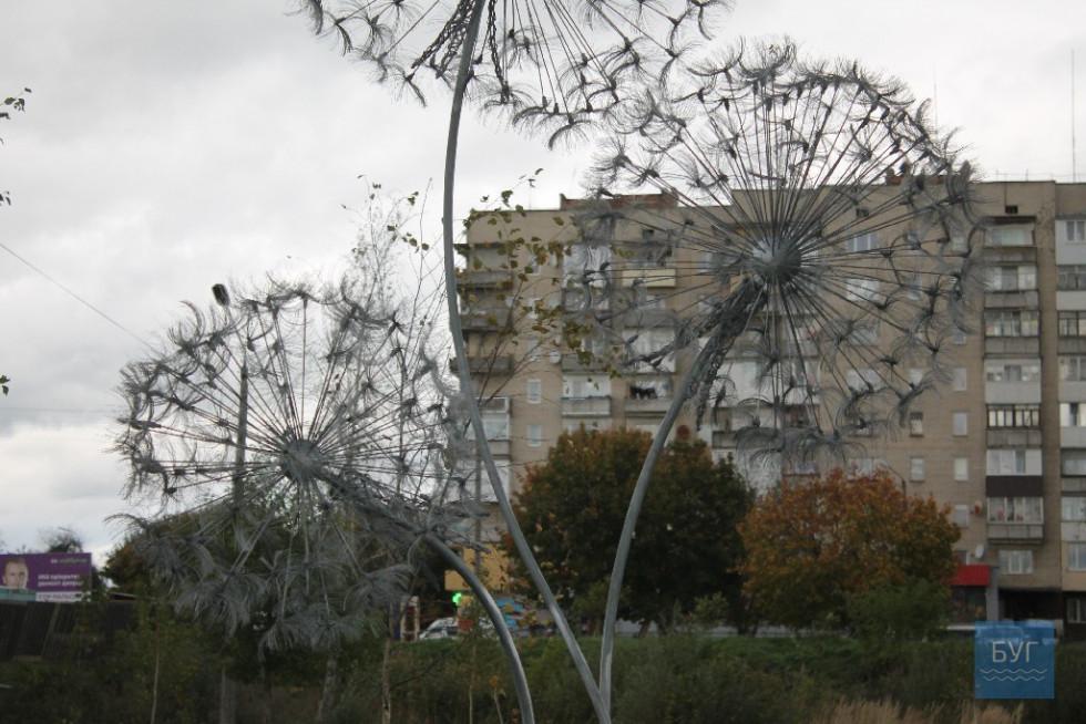 Відкриття відпочинкової зони на Риловиці