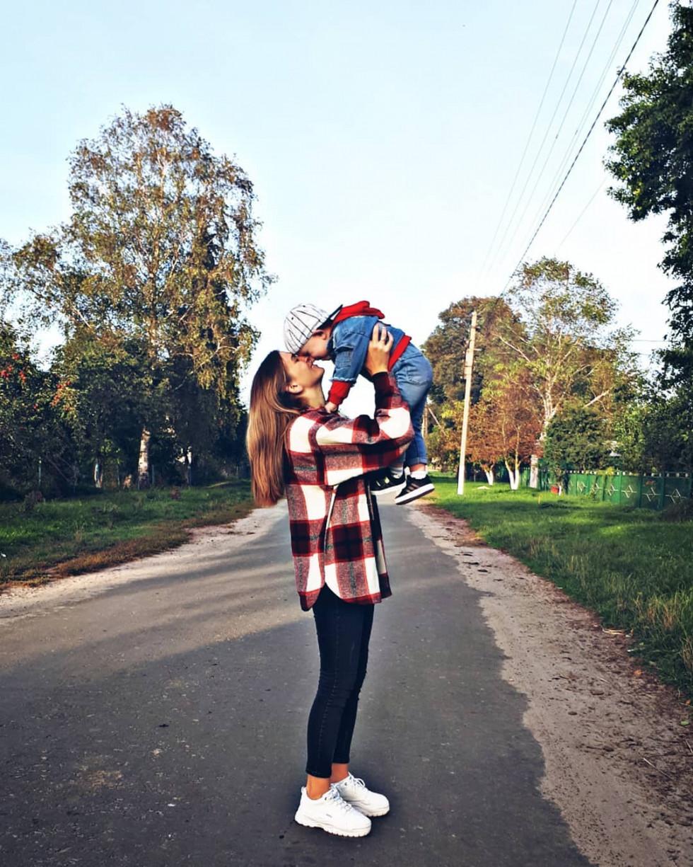 Красуня дня: дбайлива матуся Ярослава