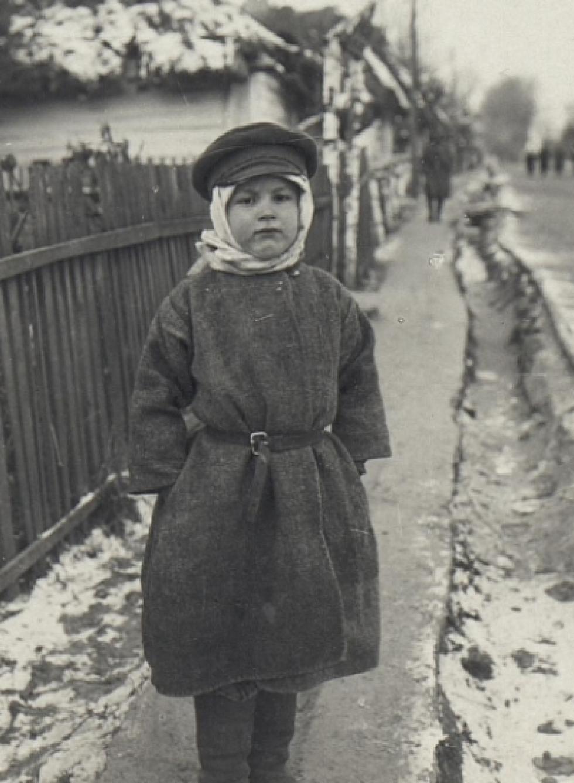 Хлопчик з Володимира-Волинського, 1916 р.