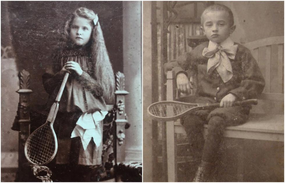 Діти на фото поч. ХХ ст.