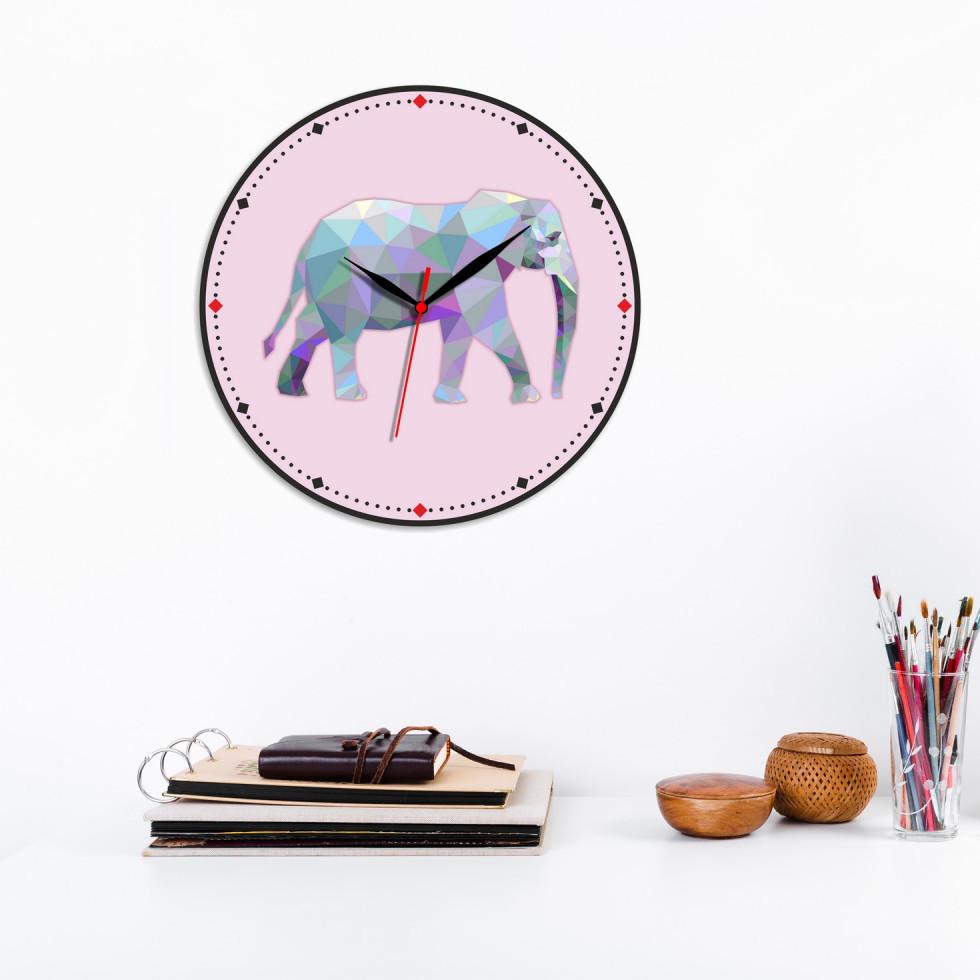 Друкований годинник